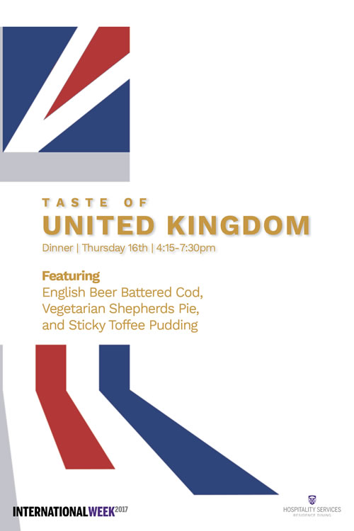 Taste of United Kingdom