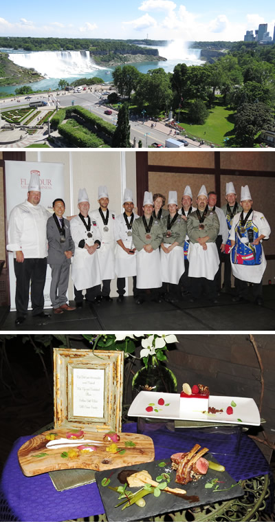 Chefs' Competition - CCUFSA